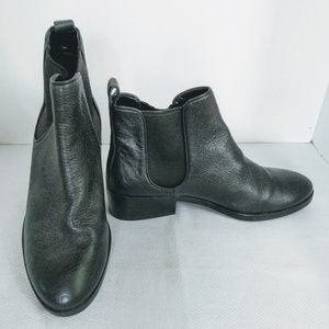 Cole Haan Black Landsman Chelsea Boot Size 6.5